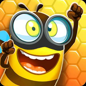 دانلود Bee Brilliant Blast 1.3.3 بازی انفجار زنبور های عسل اندروید