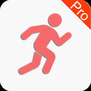 دانلود Pedometer Pro v3.3.3 برنامه پیاده روی برای کاهش وزن اندروید