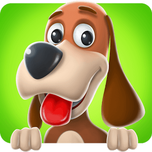 Talking Puppy Dog–Virtual Pet icon