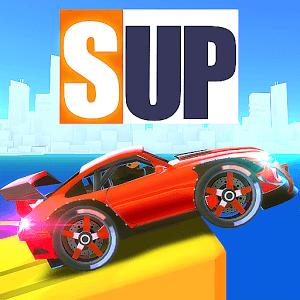 دانلود SUP Multiplayer Racing 1.0.6 بازی ماشین سواری مولتی پلیر اندروید