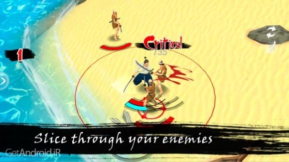 دانلود Bushido Saga 1.4.6 بازی شمشیرزنی سامورایی اندروید