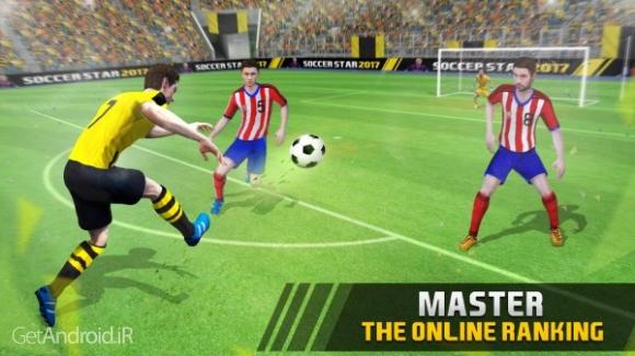 دانلود Soccer Star 2017 Top Leagues 0.7.2 بازی ستاره های فوتبال 2017 اندروید