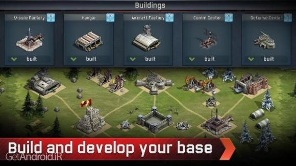 دانلود War Conflict 1.33.3 جدیدترین بازی استراتژیک برای اندروید