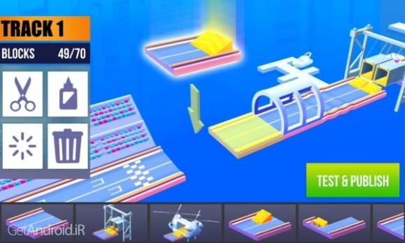 دانلود SUP Multiplayer Racing 1.5.4 بازی ماشین سواری مولتی پلیر اندروید
