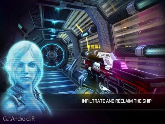دانلود N.O.V.A. Legacy 5.1.3 بازی میراث نوا اندروید