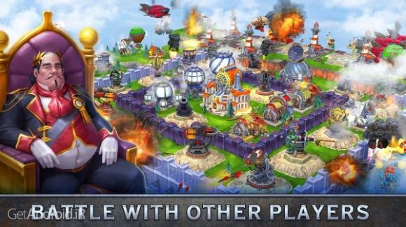 دانلود Sky Clash: Lords of Clans 3D 1.43.2949 بازی نبرد آسمانی: اربابان قبایل اندروید
