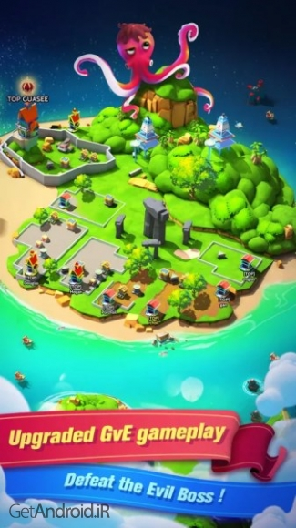 دانلود Sea Game 1.5.41 بازی استراتژیک 2017 برای اندروید