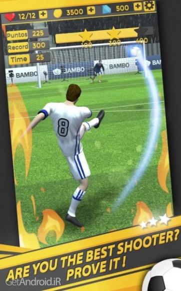 دانلود Shoot Goal - World Cup Soccer 2.0.2 بازی جام جهانی فوتبال اندروید