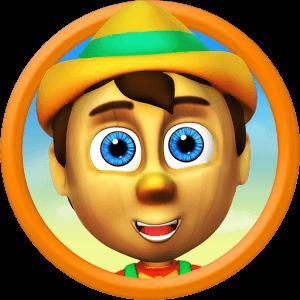 دانلود My Talking Pinocchio 2.9 بازی پینوکیوی سخنگوی من اندروید