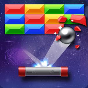 دانلود Brick Breaker Star: Space King 1.29 بازی آرکید شکستن آجر اندروید