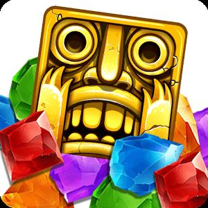 دانلود Temple Run: Treasure Hunters 2.1.2960 بازی پازلی فرار از معبد اندروید