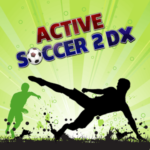 Active Soccer 2 DX icon