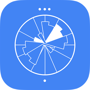 WINDY: NOAA wind forecast app icon