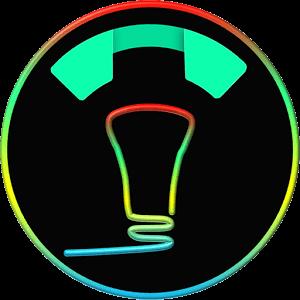 دانلود hueCall v1.3.2 برنامه اطلاع از تماس با نور رنگی اندروید