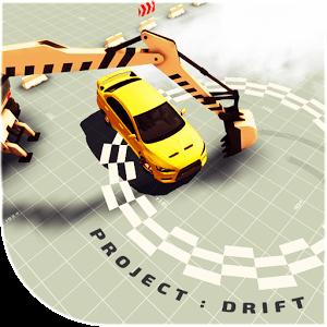 دانلود PROJECT : DRIFT 1.1 بازی اتومبیلرانی پروژه های دریفت اندروید