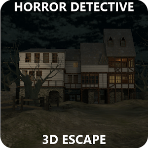 Detective - Horror escape icon