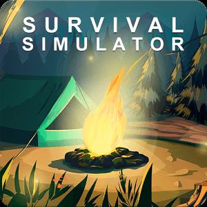 دانلود Survival Simulator 0.1.6 بازی شبیه سازی بقاء برای زندگی اندروید
