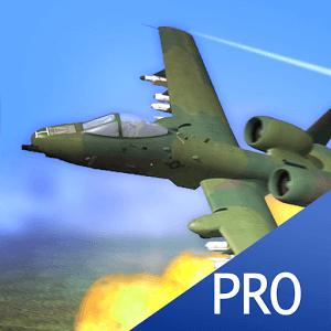 دانلود Strike Fighters Attack Pro 2.0.1 بازی حمله جنگنده ها اندروید
