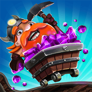 Tiny Miners - Idle Clicker icon