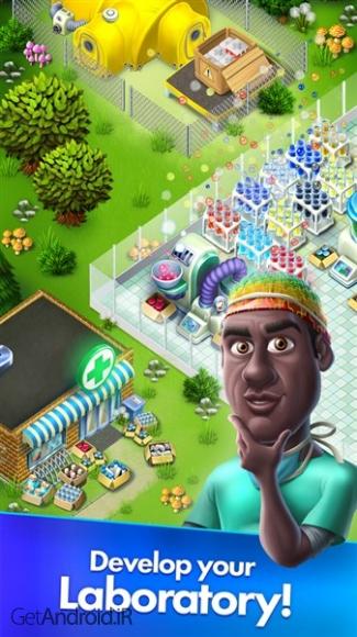 دانلود My Hospital v1.1.37 بازی بیمارستان من اندروید