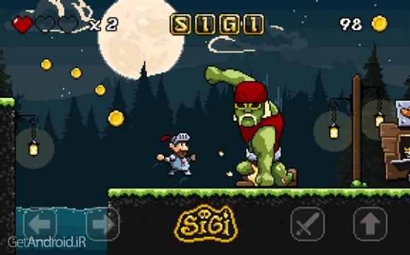 دانلود Sigi v1.9.4 بازی سیگی اندروید
