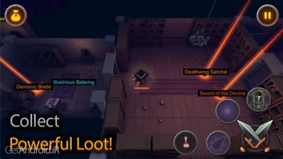 دانلود King of Raids: Magic Dungeons 2.0.45 بازی سیاه چال های جادویی اندروید