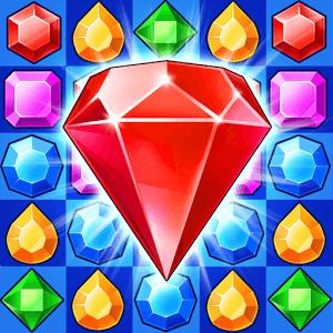 دانلود Jewels Legend - Match 3 Puzzle v2.10.6 بازی افسانه جواهرات اندروید