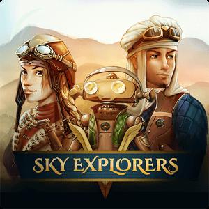دانلود Voletarium: Sky Explorers 1.0.22 بازی جستجوگران آسمان اندروید