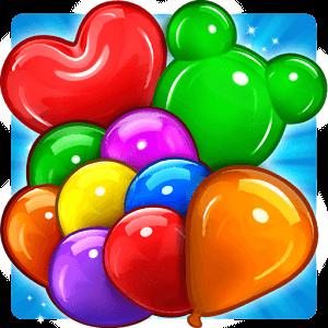 دانلود Balloon Paradise 3.5.2 بازی پازلی بهشت بادکنک اندروید