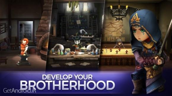 دانلود Assassin's Creed: Rebellion 1.2.0 بازی اساسین کرید ریبلین برای اندروید