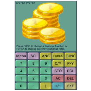 Financial Calculator (adfree) icon