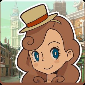 دانلود Layton's Mystery Journey 1.0.2 بازی سفر مرموز لیتون اندروید