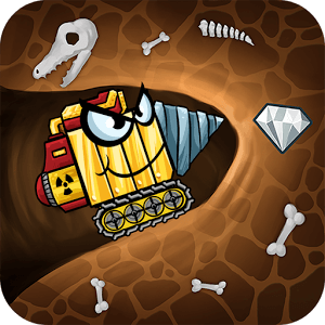 Digger Machine find minerals icon