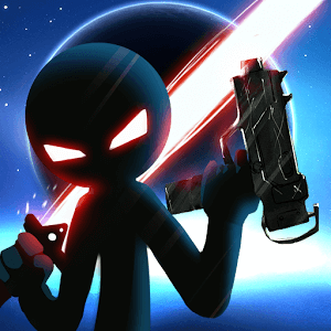 Stickman Ghost 2: Star Wars