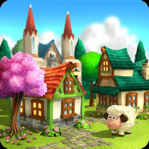 دانلود Town Village 1.2.7 بازی مزرعه داری اندروید بدون دیتا