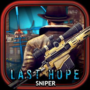 دانلود Last Hope Sniper - Zombie War 1.31 بازی اکشن آخرین امید تک تیرانداز اندروید
