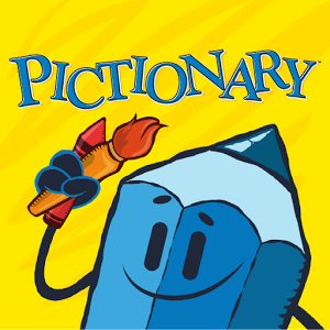 Pictionary™ (Ad free) icon