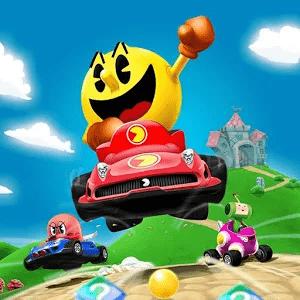 دانلود PAC-MAN Kart Rally by Namco 1.3.5 بازی رالی پک من اندروید