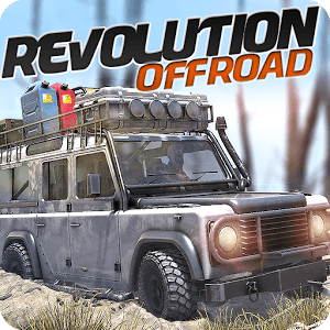 Revolution Offroad : Spin Simulation اندروید APK
