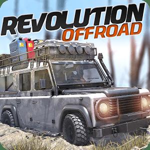 دانلود Revolution Offroad : Spin Simulation 1.0.9 بازی ماشین آفرود برای اندروید