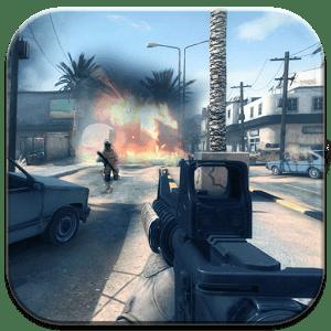 دانلود Gunner Battle Commando Attack 5.58 بازی تفنگی برای اندروید بدون دیتا