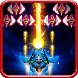 Space Shooter : Galaxy Shooting icon