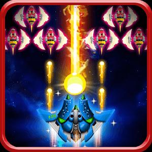 دانلود Space Shooter : Galaxy Shooting 1.231 بازی تیراندازی در فضا برای اندروید