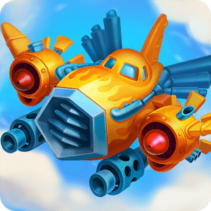 HAWK – Force of an Arcade Shooter. Shoot 'em up!