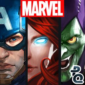 دانلود Marvel Puzzle Quest 141.423541 بازی قهرمانان مارول بدون دیتا