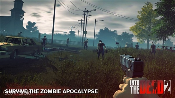 دانلود Into the Dead 2 v1.0.2 بازی ترسناک به سوی مرگ 2 اندروید