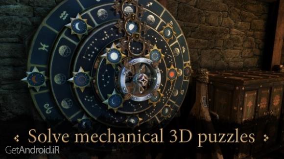 دانلود The House of Da Vinci 1.0.3 بازی خانه داوینچی اندروید