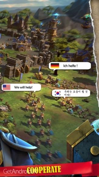 دانلود WarStorm: Clash of Heroes 1.2.9 بازی نبرد قهرمانان بدون دیتا