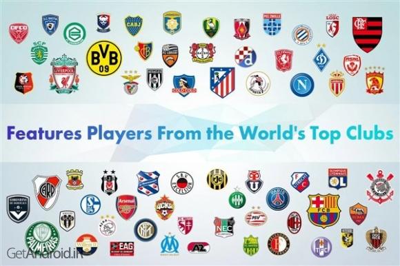 دانلود PES 2018 PRO EVOLUTION SOCCER v2.0.0 بازی فوتبال پس PES 2018 اندروید