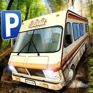 دانلود Camper Van Truck Simulator 1.0 بازی شبیه ساز ون کامیون اندروید